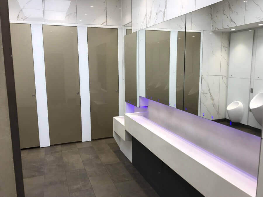 Washroom Refurbishment 17